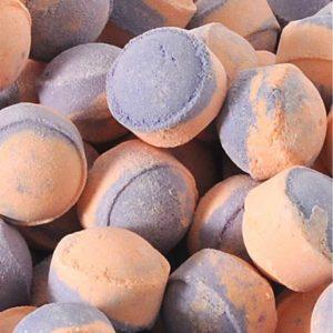 mini bombes de bain effervescentes parfumé vendu par bubulle et savon