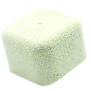 Galet de douche effervescent effet spa aromathérapie vendu par bubulle et savon