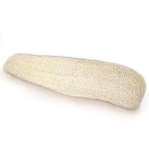 Luffa, loofah éponge exfoliante naturelle, vendu par bubulle et savon.